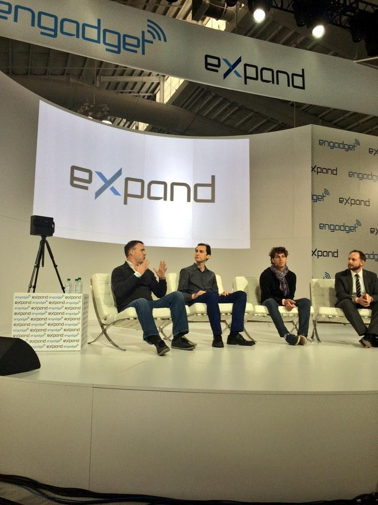 .@ebbealtberg speaking about VR, @SecondLife, and the future of virtual experiences at #ExpandNY http://t.co/UNehI9k2Fv