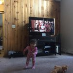 RT @RoscoeJones: My 18 month old daughter dancing to the #ChefMovie soundtrack @Jon_Favreau