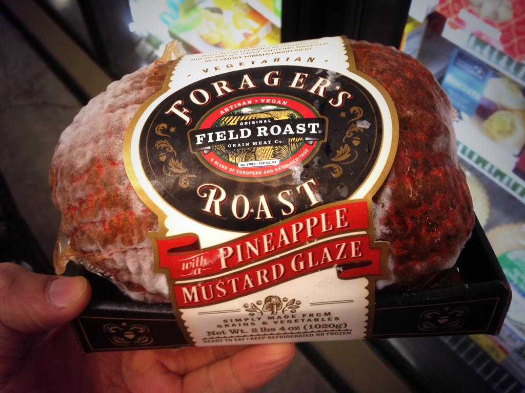 This. Is. Exciting!!! New @FieldRoast Thanksgiving yum! http://t.co/8zeT5Juv9Q