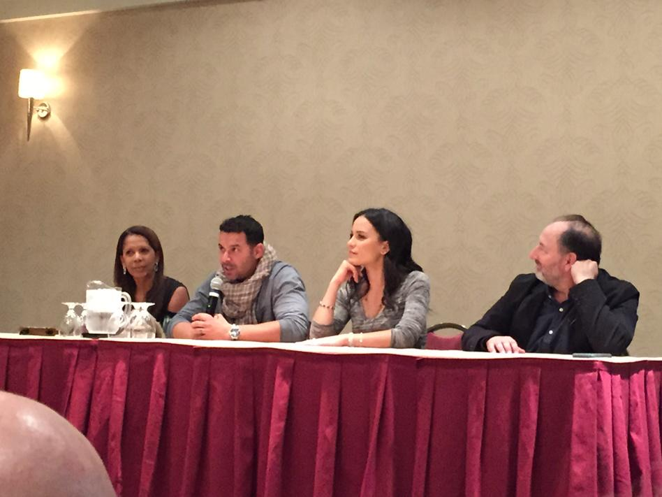 Panel is under way, so much fun! #CastleCon @CASConvention http://t.co/XyFBHPMakY