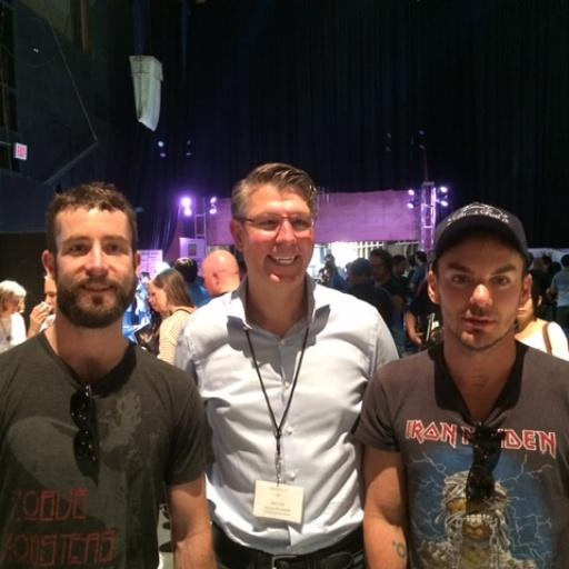Hanging with #shannonleto at #CoffeeCon LA http://t.co/Qd8qJroFVW