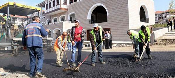 Ankara'da ortaya çıkan Roma dönemine ait sütunların üzeri asfaltla kaplandı http://t.co/gkBxiQrYku http://t.co/V6ZGOeFbg4