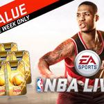 RT @EASPORTSNBA: Grab #NBALIVE15 during launch week (10/28-11/6) and connect online to get bonus #LUT content: http://t.co/ceXGCUdM8T
