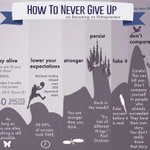 Great advice from one of our favourite CEO thought leaders @DavidKWilliams: How to never give up - http://t.co/bSYQgKRW7A