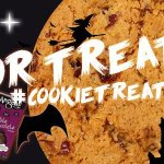 #AngelicHalloween #GIVEAWAY! TRICK-OR-TREAT?! We prefer treat ;) RT & follow to #WIN cookies! http://t.co/j2wmDCcehx