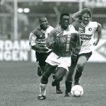 #AjaxKalender: Clarence #Seedorf debuteerde vandaag 22 jaar geleden in #Ajax 1: de jongste #Ajax-debutant ooit. http://t.co/wLGNkodRSb