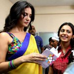 Sunny Leone Is Not Vulgar, Says Manchu Vishnu  http://t.co/rbKToaqoL8 @SunnyLeone