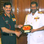 RT @jivanmukt: Commander of the Sri Lanka Navy, Vice Adm. Jayantha Perera calling on COAS, Gen. Dalbir Singh http://t.co/399egDRtvL  As @Sw…