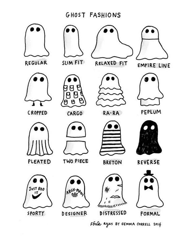 Ghost fashions. http://t.co/04ngY2PCVm