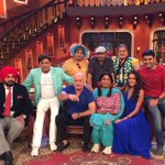 RT @dnaAfterHrs: It will #TheShaukeens next on #ComedyNightsWithKapil  @AnupamPkher @annukapoor_ @HaydonLisa http://t.co/L3WyaLQ32Q