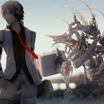 Freedom Wars out today on PS Vita: http://t.co/0a6Xndc7xy Fight for your freedom in a world gone wrong http://t.co/EIjgt5EtgK