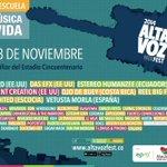 Un fin de semana inolvidable con ¡entrada libre! @Altavozfest @Culturamde @AlcaldiadeMed http://t.co/RxeqMyxywf http://t.co/EbdcrRXetv