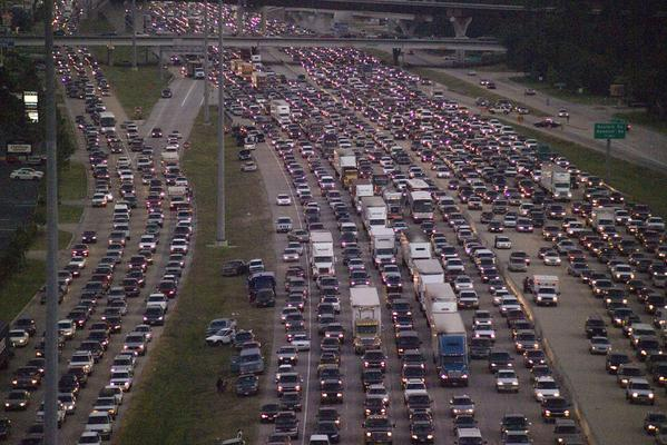 Exclusive picture of Texans fans heading to Sonic after a three week drought of slushies. http://t.co/ARRj451ILf
