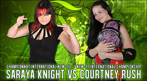 CONFIRMED FOR APRIL 4TH FF XVII : @SarayaKnight Vs. @WinnipeggerRush for the NCWFF International Championship http://t.co/gzpGd8WtEZ