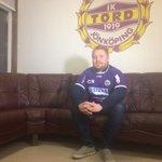 JUST NU: Marcus Vaapil blir ny huvudtränare i IK Tord. Har skrivit kontrakt över de två kommande säsongerna. http://t.co/UIXx56yDNo