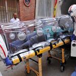 RT @laverdad_es: Llega a La Arrixaca el inmigrante de Mali con síntomas sospechosos de ébola http://t.co/6wZZd8jwhZ http://t.co/bnpAfuaxoH