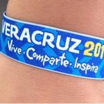 #Xalapa Tenemos la pulsera conmemorativa de los @JVeracruz2014. Mándanos un tuit y tendrás la tuya #SienteTusJuegos http://t.co/djpHjWmkc5