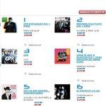 RT @MixupTeam: . @_torreblanca con #ElPolvoEnLaLuz y @PepeAguilar con #MTVUnplugged debutan en nuestro Top Ten en Español http://t.co/29wEk…