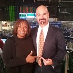 RT @optionmonster: My friend Janice is retiring this week after 26 years @cboe She & Kevin do a great job with live shots for tele http://t…