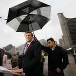 John Tory weathered his first day as mayor-elect http://t.co/ATYQsYvPnz #TOpoli http://t.co/hkL9a4kqvs