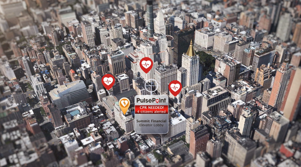 Working with @pulsepoint @1000livesaday on their new PSA is going #EPIC @BenHess @MatthewPryc @Jsetla #savinglives http://t.co/NP3gdpw4JI
