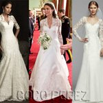 RT 9 of the best celebrity wedding styles of all time! Get tips on how to pull them off HERE! http://t.co/aDel3gSDKs