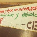 RT @anacaban1: Desde la UPR RÍO PIEDRAS,  exigiendo más espacios para educarnos. @Calle13Oficial  #CeroRecortesMásEducación http://t.co/6XG…