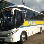 """RT El Ministerio """"@DeporteEc: entregó un bus a la Federación Deportiva de #Loja en beneficio de sus deportistas http://t.co/LFkfJqy5y3"""""""
