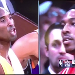 "RT @NBAMemes: Kobe Bryant & Dwight Howards ""Heated Exchange"": http://t.co/kzQI5zwjmS [VIDEO] http://t.co/eP0rrl3U5M"