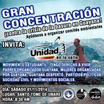 Convocan movilización por desastre en el manejo de la basura en #Guayana (VIDEO) http://t.co/sqq4kIQluY http://t.co/DAvuOvO2pi