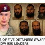 Obama release 5 terrorists for a deserter & 3 of those are now ISIS leaders https://t.co/Ezr8SfldNd>  #ImWithHer https://t.co/TcdYXPzdnD