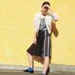 """下着がみえる""""透けスカート""""はトレンドになるか?新進ブランド「PONTI」が提案 http://t.co/XE8nnjDWdW http://t.co/q9RA0W5i1z"""