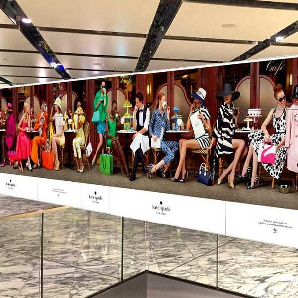 We are very excited to be welcoming @katespadeny to Westfield Sydney! Their beautiful store will open in December