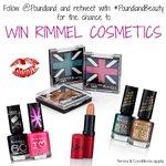 RT @Poundland: RT & Follow @Poundland + #PoundlandBeauty - enter to #win Rimmel cosmetics! 5 winners. t&c > http://t.co/ekxzgR45kd http://t.co/aUmVx4Kgh0