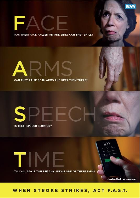It's #WorldStrokeDay - when stroke strikes, act F.A.S.T http://t.co/2rhlBgzzKE http://t.co/larE1XuvWN