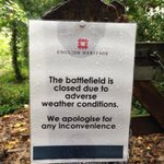 Sadly, the Battle of Hastings itself has been cancelled due to health & safety concerns... #1066 http://t.co/xnbNpkzKRa