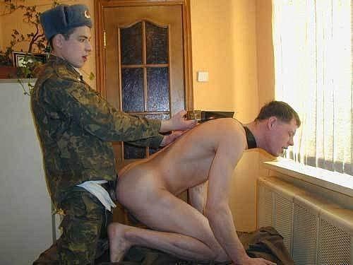 Фото армейский секс