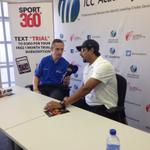 RT @EbbaQ: 'I have 2acknowledge &congratulate @AzharMahmood11 4bringing this concept alive of a T20 camp' @wasimakramlive