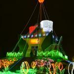 RT @ihokujp: 11月1日より砺波市のチューリップ公園にてイルミネーション「KIRAKIRAミッション2014」が始まります。12月25日までの開催です(11月は金土日祝のみ)。去年の様子はこちらから。 http://t.co/FxFZXmjWhZ http://t.co/0za3bk5lUY