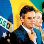 Aécio volta à cena e se coloca como líder da oposição. http://t.co/nD7LnvzObZ http://t.co/037X70IUxG