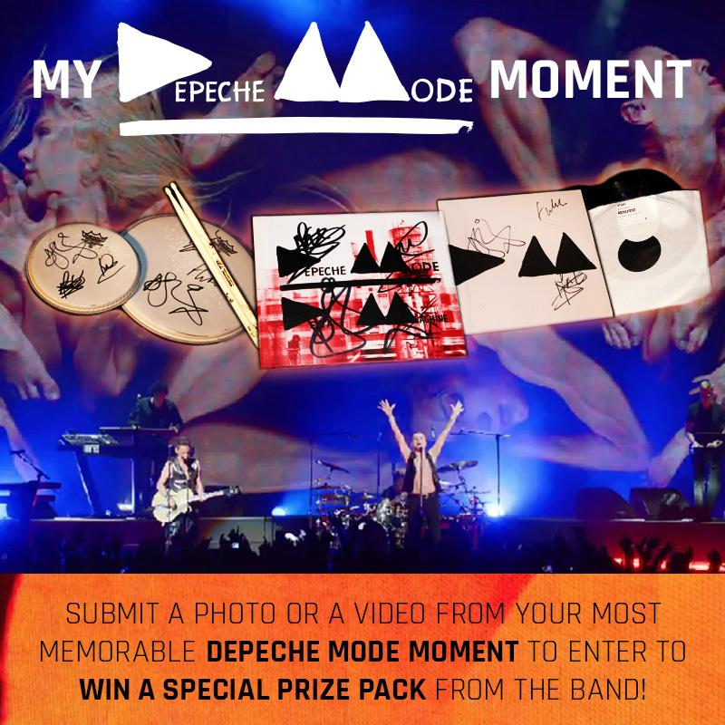 RT @depechemode: What's your favorite DM moment? Share it at http://t.co/JihYkAa6hJ and enter to win a prize pack. #MyDMmoment http://t.co/?