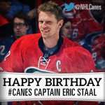 Help the #Canes wish Eric Staal a Happy 30th Birthday! http://t.co/zWLAKj50Q8