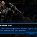Ohhhhh man. New #AvengersAlliance Spec Op, featuring Blade! https://t.co/YxFJ0Q04TT