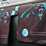 Fans in attendance tomorrow night will receive a #Panthers jersey rally towel, courtesy of @ATT! #NOvsCAR http://t.co/7Z0ZPoyric