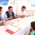Estuvimos en colonia Mirasierra con #AlcaldeaTuLado. Sigue @IsidroLopezV trabajando de manera incluyente. #Saltillo http://t.co/WXJWlugjlC