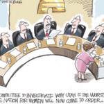 Comments are hilarious: #FoxNews acolytes mansplain to women why cartoon is lib spin http://t.co/Jx43gvbR5J #utpol http://t.co/UYSzTX5DAA