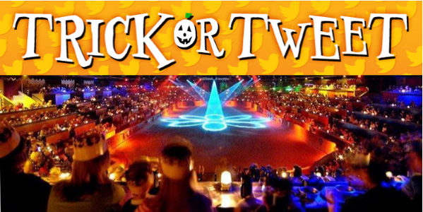 STAY TUNED! We have more #TrickOrTweet in store for our #MTFan's! http://t.co/3tF18f92ZH