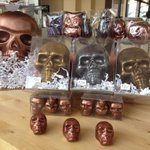@sandyaleksander we have Halloween covered with @LauraSlackChoc spooky and delicious skulls. Also: rat pops! http://t.co/tmJ1DZDwtB