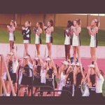 Our cheerleaders... Their cheerleaders... http://t.co/SPVOkjlh2o