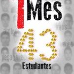 A más de 1 mes #GDL marcha HOY ¡todxs a la calle! 18hrs https://t.co/JT5iFnz44j #Ayotzinapa vive! http://t.co/wleIrH4Uix @Soy132MX